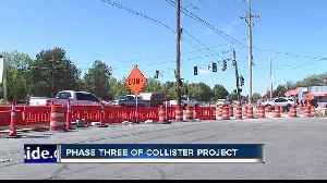 Phase 3 of Collister Drive project begins [Video]