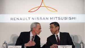 Nissan extends olive branch to Renault [Video]