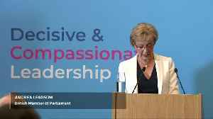 UK's Leadsom and Harper launch leadership bids [Video]
