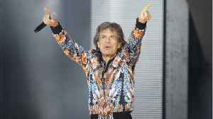 Mick Jagger Is Feeling 'Pretty Good' [Video]