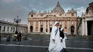 Vatican Paper Calls Gender Identity A 'Confused Concept' [Video]