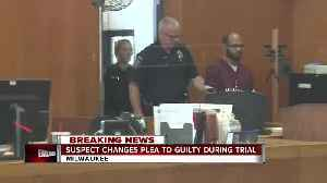 Suspect changes plea to guilty in 13-year-old Sandra Parks shooting death [Video]
