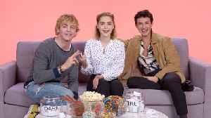'The Chilling Adventures of Sabrina' Cast Plays I Dare You [Video]