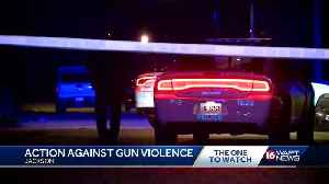 JPD saturating city to crack down on gun violence [Video]