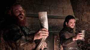 News video: Game of Thrones BTS Pic Shows Gendry & Tormund Playing Nintendo Switch