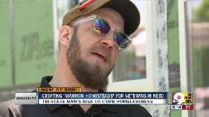 Creating 'Warrior Homesteads' for homeless veterans [Video]