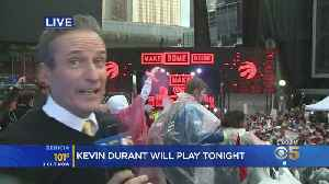 News video: Warriors Face Elimination As Kevin Durant Returns For NBA Finals Game 5