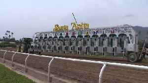 Santa Anita Park Will Not Close Despite Two More Horse Deaths Over the Weekend [Video]