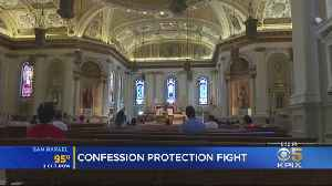 Catholic Church Fights Bill To Force Priests To Report Sex Crimes Heard In Confession [Video]
