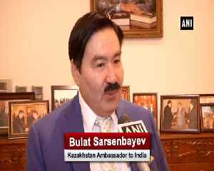 Our president will visit India this year Kazakhstan Envoy [Video]
