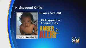 Texas Amber Alert For 2-Year-Old Boy And 2 Alleged Abductors Near Houston [Video]
