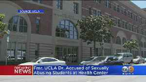 Former UCLA Doctor Accused Of Sexual Misconduct [Video]
