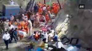 Stuck for 110 hours in borewell, 2-year-old Punjab boy dies after being rescued [Video]