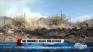 Gov. Ducey warns about drones [Video]