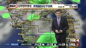 Forecast: Fewer storms and more sunshine for your Tuesday [Video]