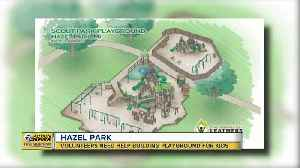 Volunteers needed to build new playground set in Hazel Park [Video]