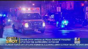 News video: David Ortiz Recovering From Shooting At Mass General Hospital