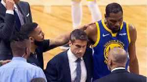 Kevin Durant Suffered Major Injury [Video]