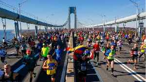 New York Marathon Expands 'Virtual Race' [Video]
