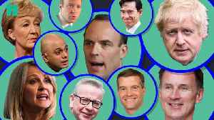 News video: Tory Leadership Contest: Who Are They And What Do They Stand For?
