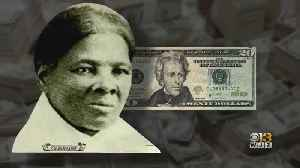 Governor Hogan Urges Treasury To Release Tubman $20 Bill [Video]