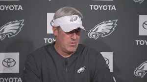 Eagles Head Coach Doug Pederson Addresses Media On First Day Of Minicamp [Video]
