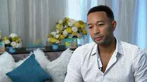 John Legend Talks Boycott Of Anti-Abortion States [Video]