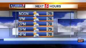 Lelan's afternoon forecast: Tuesday, June 11, 2019 [Video]