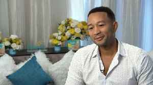 John Legend Talks 'The Voice' [Video]