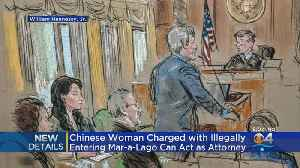 Woman Who Illegally Entered Mar-A-Lago Allowed To Be Her Own Attorney [Video]
