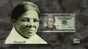 Gov. Hogan Urges Federal Treasury To Release Tubman $20 Bill In 2020 [Video]