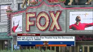 News video: Detroit's Fox Theatre will host Democratic presidential debate in July