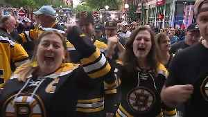 Boston prepares for first Stanley Cup Final Game 7 in city's history [Video]