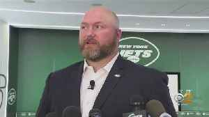 Jets Introduce New General Manager [Video]