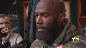 Eagles' Safety Malcolm Jenkins Discusses His Contract Situation [Video]