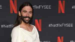 'Queer Eye' Star Jonathan Van Ness Talking About Identifying As Nonbinary [Video]