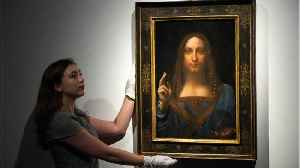 The Missing $450 Million Leonardo da Vinci Masterpiece Is Reportedly On Mohammed bin Salman's Yacht [Video]