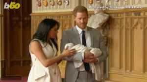 This is The Strict Royal Protocol For When Baby Archie Travels to the U.S. [Video]