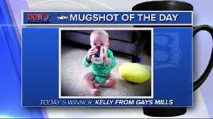 Mug shot of the day - 6/11/19 - Kelly from Gays Mills [Video]