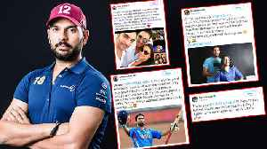 Bollywood Stars REACT On Yuvraj Singh's Retirement From International Cricket [Video]
