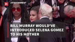 Bill Murray Loves Working With Selena Gomez [Video]