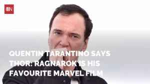 Quentin Tarantino's Thoughts On Marvel Movies [Video]