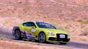 Bentley Continental GT - Pikes Peak International Hill Climb (PPIHC) [Video]