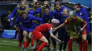 U.S. Women Win 13-0 At The World Cup [Video]