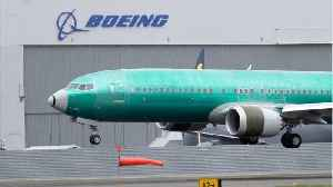 FAA Says Boeing's 737 Max May Not Fly Again Until December [Video]