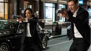 Critics Didn't Like 'Men in Black' [Video]