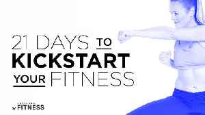 Introducing Our New Workout Plan: 21 Days to Kickstart Your Fitness [Video]