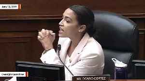 News video: Ocasio-Cortez During Census Citizenship Question Hearing: 'I Want To Know About The Racism'