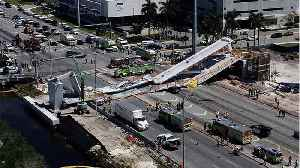 OSHA Says Engineers Ignored Warning Signs Leading Up To Deadly Footbridge Collapse [Video]