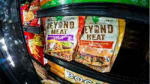 Beyond Meat Trades Up After Tim Hortons Announcement [Video]